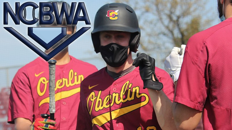 Freed Tabbed NCBWA Rookie of the Week - Oberlin College Athletics